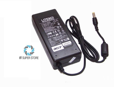 Liteon Acer 19V 4.74A 90W (5.5mm 2.5mm) Laptop AC Adapter Charger Original