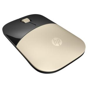 HP Z3700 WIRELESS MOUSE MODERN GOLD MATTE X7Q43AA