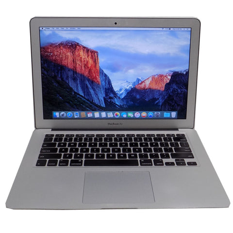 "Used MacBook Air 13"" Early 2015 Intel Core i5 CPU 1.6GHz 128GB SSD 8GB RAM 10.14.6 OSX"