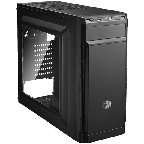 CoolerMaster CMP 501 Mid Tower with 600W Power Supply Windowed