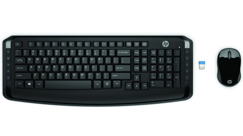 HP Wireless Keyboard and Mouse Combo 300 3ML04AA
