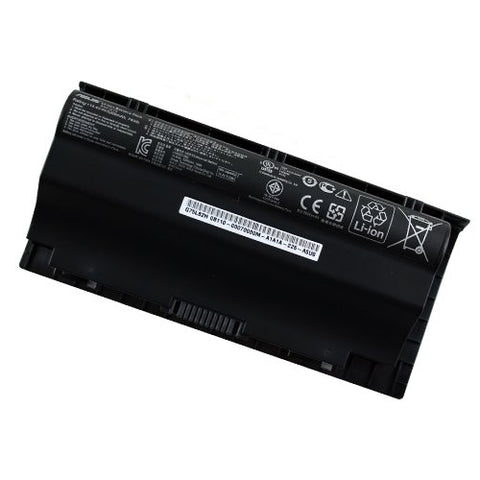 Asus G75VW Series G75VW-T1120S 14.4V 5200mAh/8Cell Laptop Battery Original A42-G75