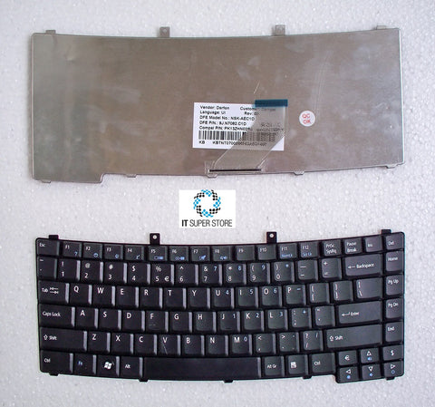 Acer TravelMate 2200 2700 Series Laptop Keyboard  PK13ZHN02R0