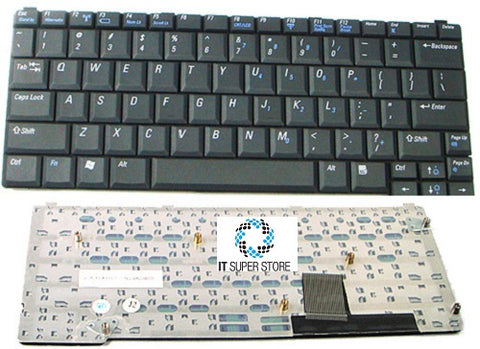 Dell Latitude X1 laptop Keyboard Black V-0518BIAS1