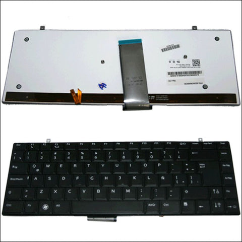 Dell Studio XPS 13 16 1645 1647 1340 1640 laptop Keyboard W Backlit 0R266D