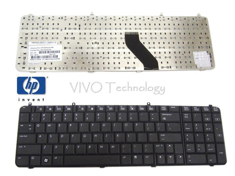 HP COMPAQ PRESARIO A900 SERIES LAPTOP KEYBOARD Black Color