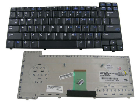 HP NX6310, NX6320, NX6325 Series Laptop Keyboard without Track Point 405963-001