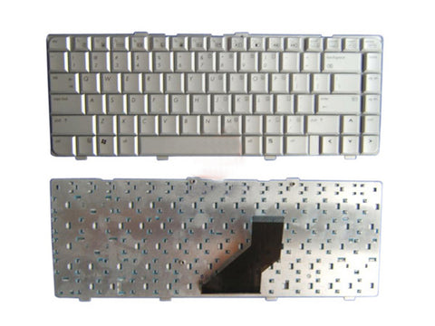 HP Compaq Pavilion DV6500 CT Series laptop Keyboard Silver Color