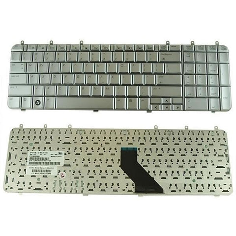 HP Pavilion DV7-1000 Series Laptop Keyboard Silver PK1303X0600