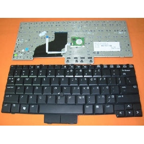 HP Compaq NC2400 NC2510 NC2500 Series Laptop Keyboard PK1303B0100 with Short Ribbon