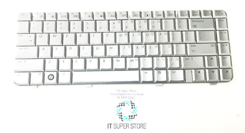 HP Pavilion dv3500 dv3500 dv3600 dv3700 Keyboard Silver Color