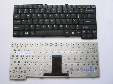 Fujitsu LifeBook L1010  Laptop Keyboard V052626AS1