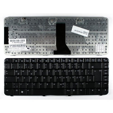 COMPAQ PRESARIO CQ50 G50 SERIES REPLACEMENT LAPTOP KEYBOARD 486654-001