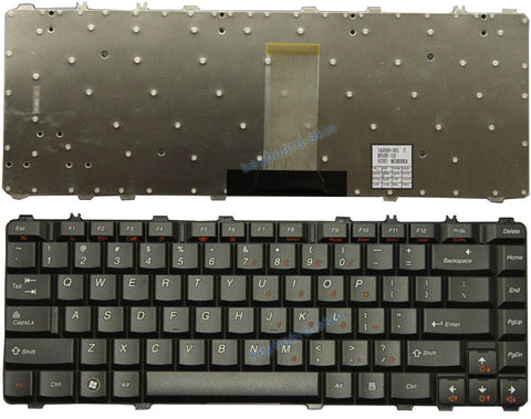 Lenovo Ideapad Y550 Y450 Y450A Laptop Keyboard Black  25-008443