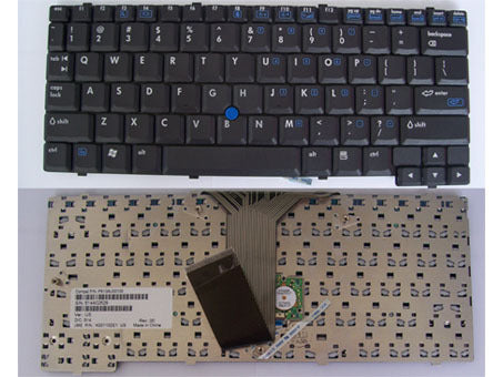 HP NC4200 NC4400  Series Laptop Keyboard PK13AU00100