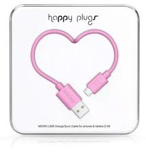 Android Phone Micro-USB Charge/Sync Cable Pink 2Meters