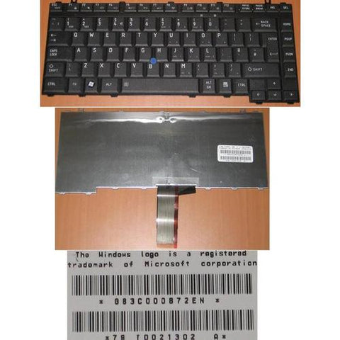 Toshiba Tecra A9 A10 M9 M10 Satellite Pro S200 Series Laptop Keyboard   P000482730