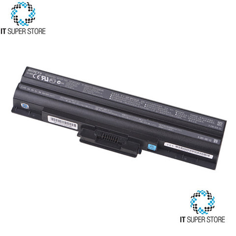 Sony Vaio VGN-SR210 VPCF115FG 11.1V 4800mAh Laptop Battery Black VGP-BPS13A
