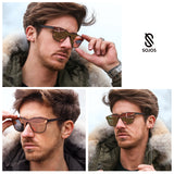 Square - Sojos Sunglasses