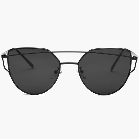 SJ2054 Retro Round Sunglasses