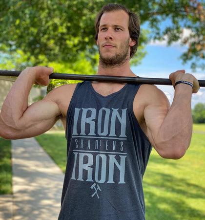 Iron Sharpens Iron Collection
