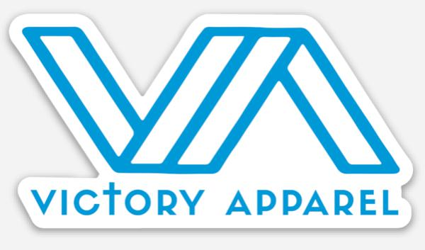 Victory Apparel Stickers-Victory Apparel, Inc.