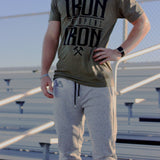 VA Joggers (Grey Heather) | Victory Apparel, Inc.