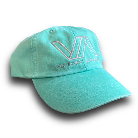 Women's Victory Apparel Baseball Cap (Mint)