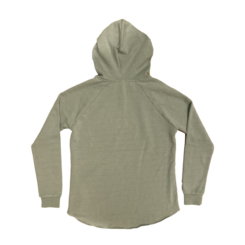 Victory Apparel Women's Hoodie (Sage)-Victory Apparel, Inc.