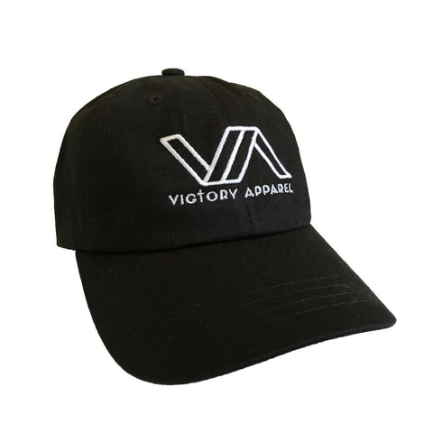 Victory Apparel Dad Hat (Black) | Victory Apparel, Inc.