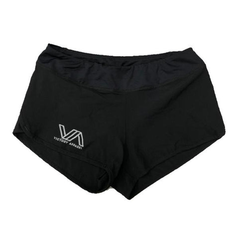 Flow Shorts (Black) | Victory Apparel, Inc.