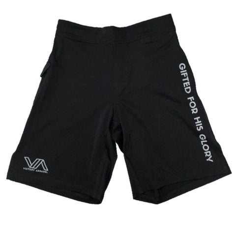 Victory Apparel Training Shorts (Black) | Victory Apparel, Inc.