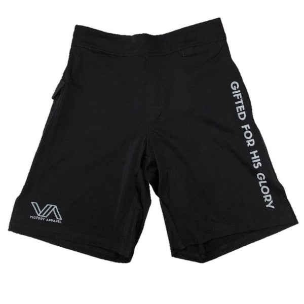Victory Apparel Training Shorts (Black)