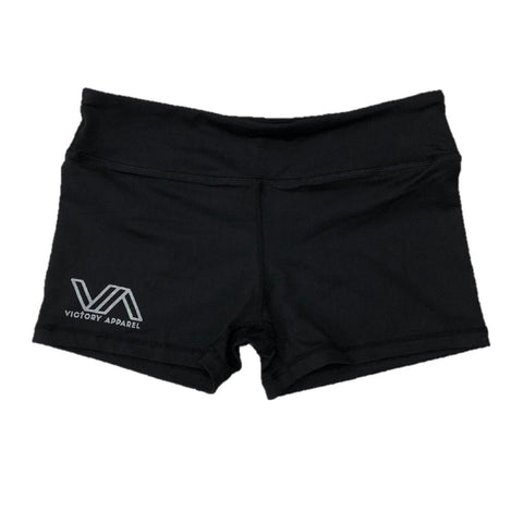 VA Performance Shorts (Black) | Victory Apparel, Inc.