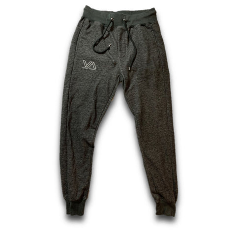 VA Joggers (Black Heather)