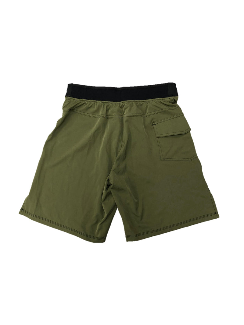 Victory Apparel Training Shorts (Military Green)-Victory Apparel, Inc.