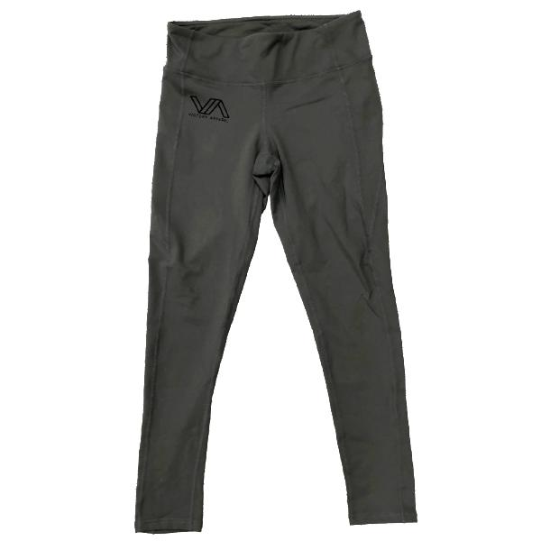 Full Length Performance Leggings (Grey)