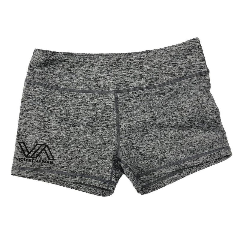 VA Performance Shorts (Heather Grey)-Victory Apparel, Inc.