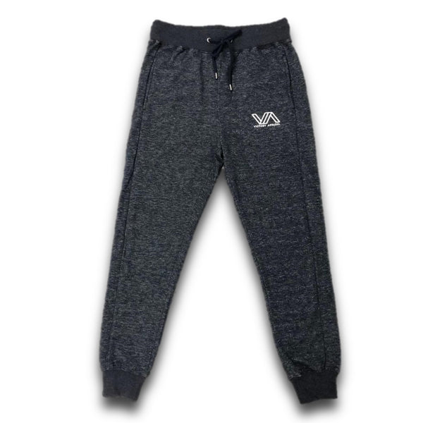 VA Joggers (Navy Heather)-Victory Apparel, Inc.