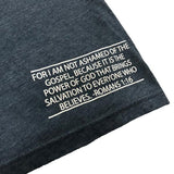 Unashamed Tee (Indigo)-Victory Apparel, Inc.