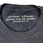 Fearfully and Wonderfully Made Tee (Navy) | Victory Apparel, Inc.