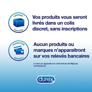 Durex Pleasure Me x72