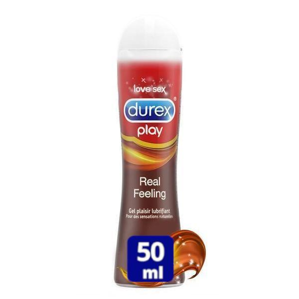 Durex FR - Gel Real Feeling - 50ml