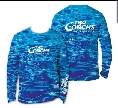 Rough Water Long Sleeve Performance Shirt