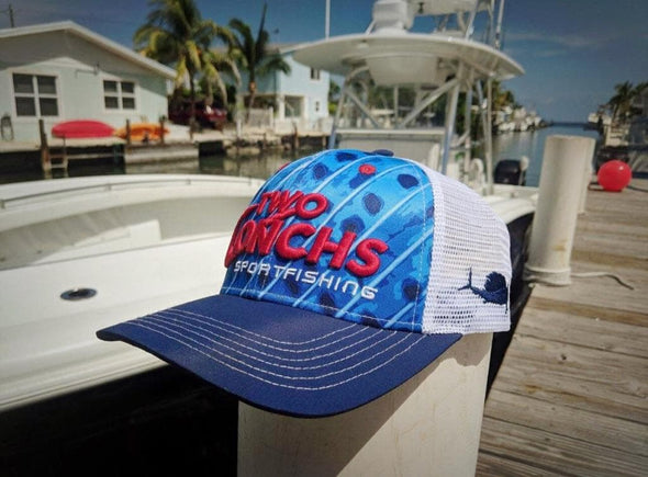 Two Conchs Sailfish Snapback