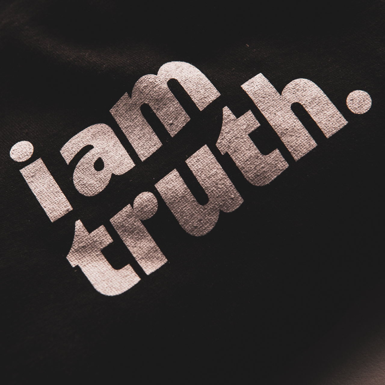 """I Am Truth"" 3/4 Sleeve Tee"