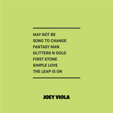 Joey Viola Music / The Leap / Volume 02 / Cover Back
