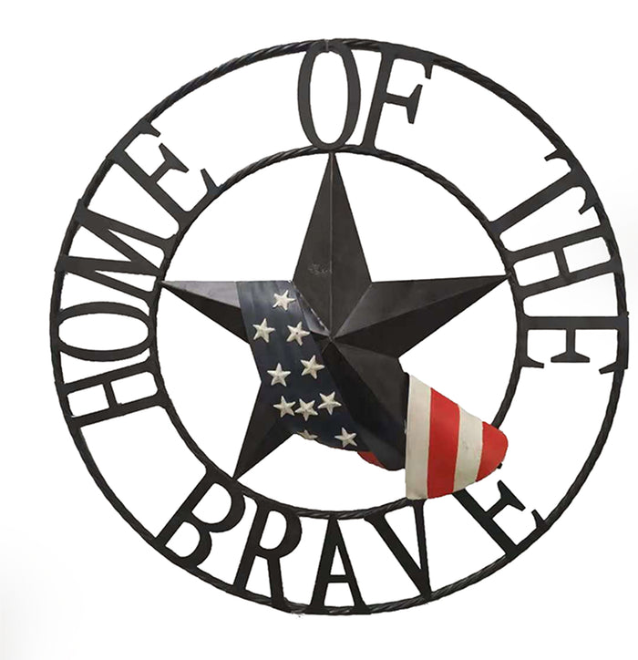"29"" Home of the Brave Wheel"