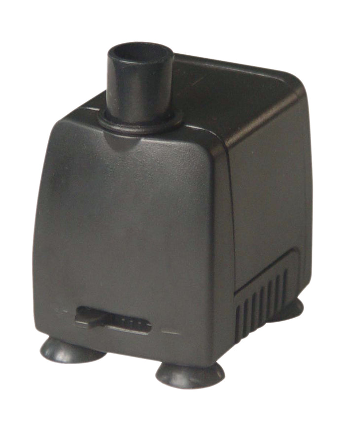 Replacement Fountain Pump - Low Flow Rate for Small Fountains