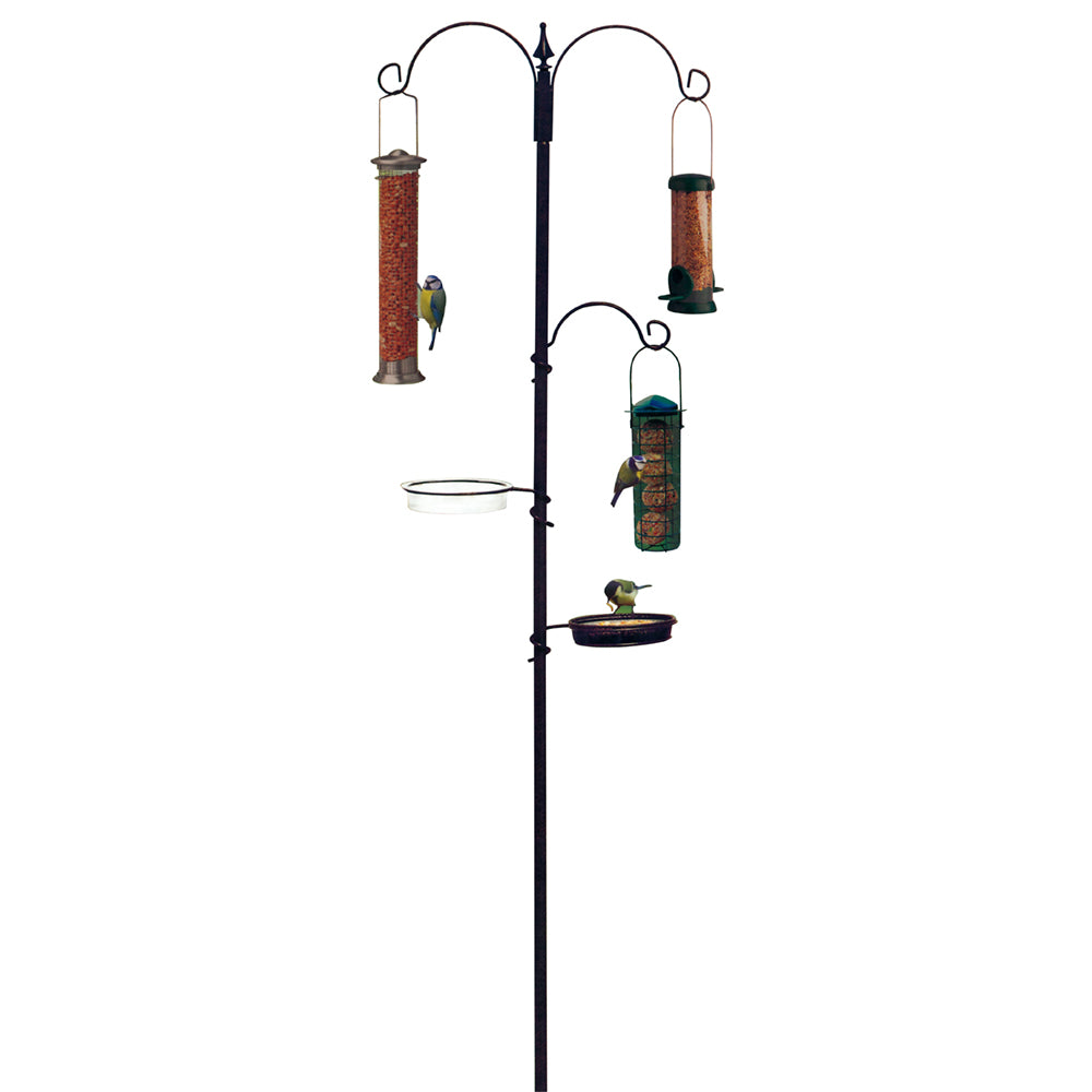 Deluxe Wild Bird Feeding Station